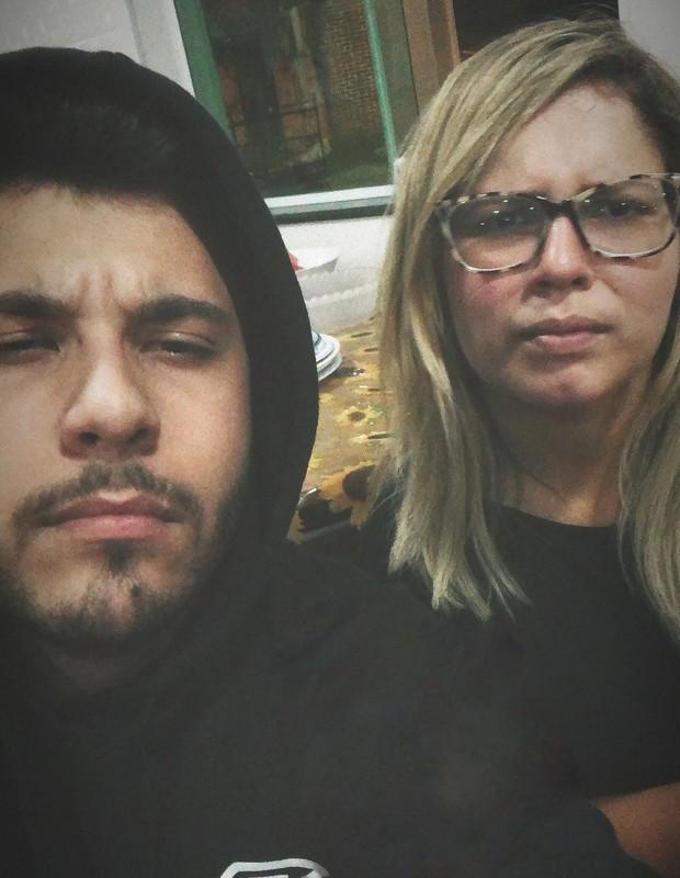 Marília Mendonça e Murilo Huff (Foto: Reprodução)