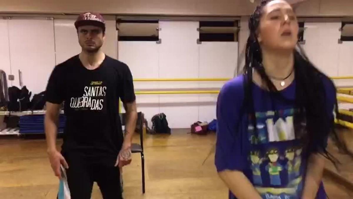 Histórias reais de mulheres violentadas viram espetáculo de danças urbanas no DF
