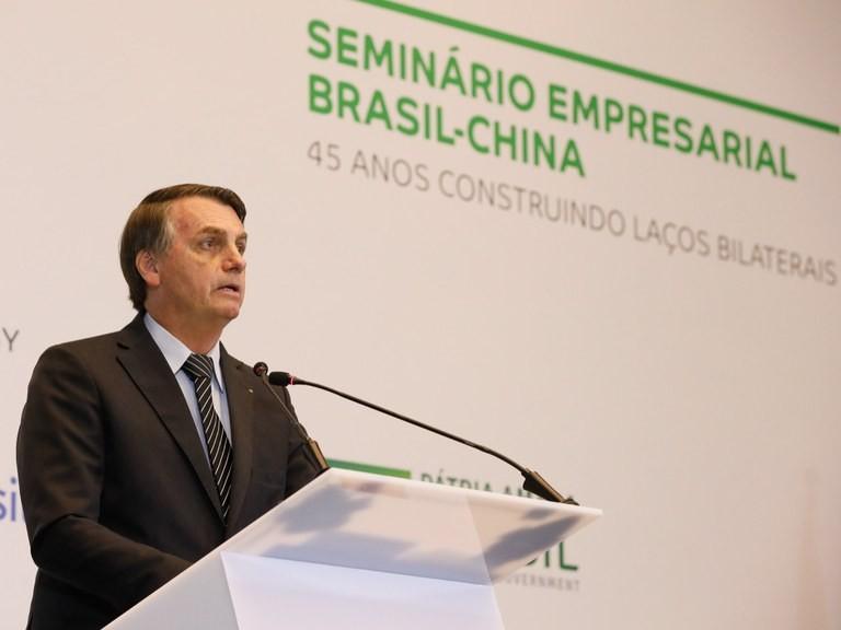bolsonaro-viagem-internacional (Foto: Presidência da República)