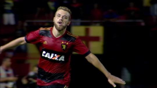 "Autor de gol contra Tucumán, Thomás projeta ""jornada longa"" no Sport"