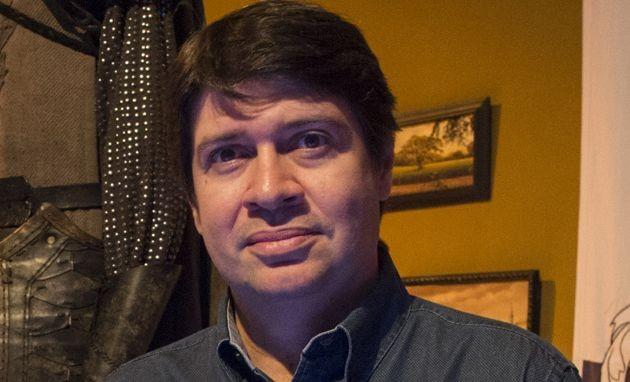Daniel Adjafre (Foto: Estevam Avellar/TV Globo )