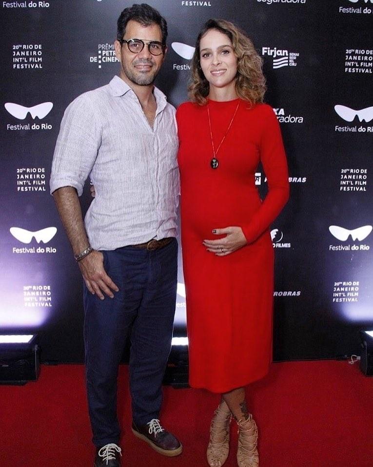 Juliano e Letícia Cazarré  (Foto: Reprodução / Instagram)
