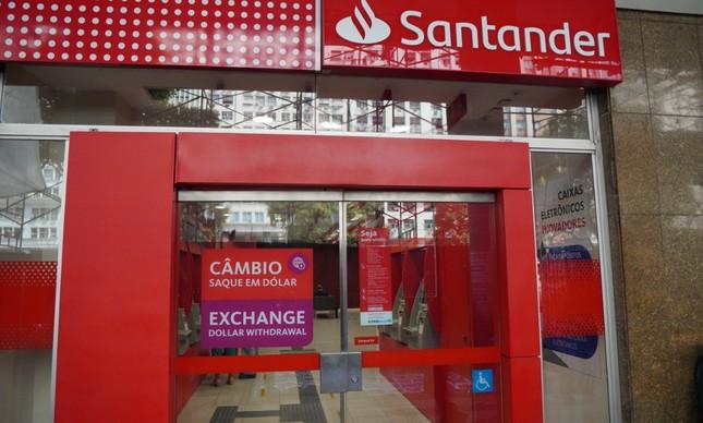 Porta do Santander
