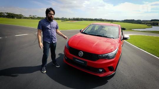 Fiat Argo 1.0 Drive: primeiras impressões
