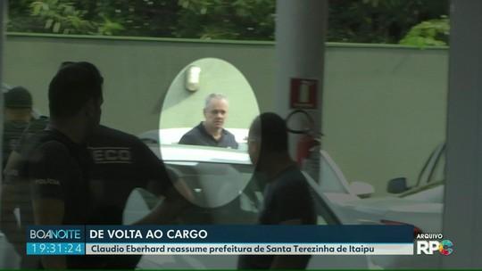 Tribunal de Justiça determina que prefeito afastado de Santa Terezinha de Itaipu reassuma cargo