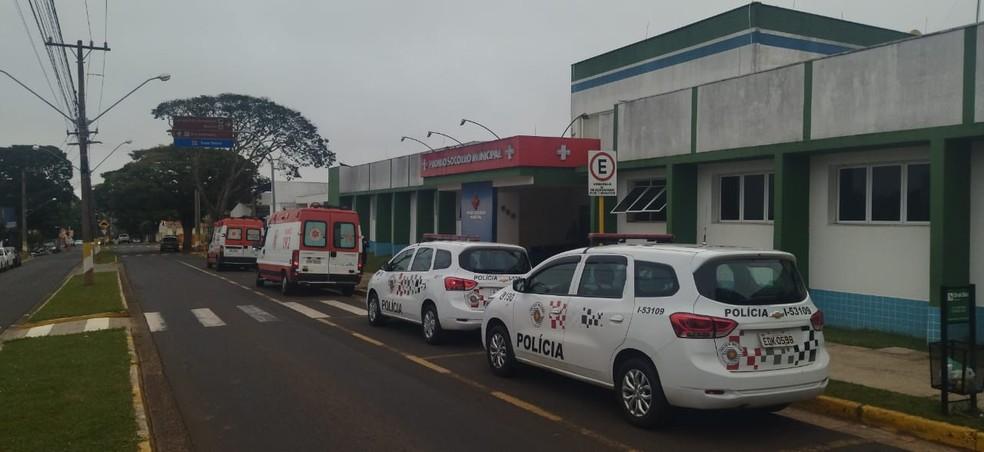 Prefeitura registrou BO por causa da falta de médicos no PS de Avaré — Foto: Arquivo pessoal