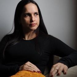 Paula Fontenelle, jornalista, psicanalista e escritora (Foto: Henrique Pontual)