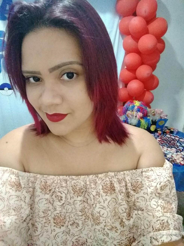 Letícia Dyrajaya da Silva Leão, de 24 anos — Foto: Cedida