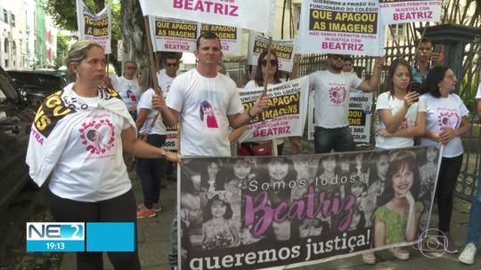 Justiça determina prisão de funcionário terceirizado de escola onde a garota Beatriz foi morta