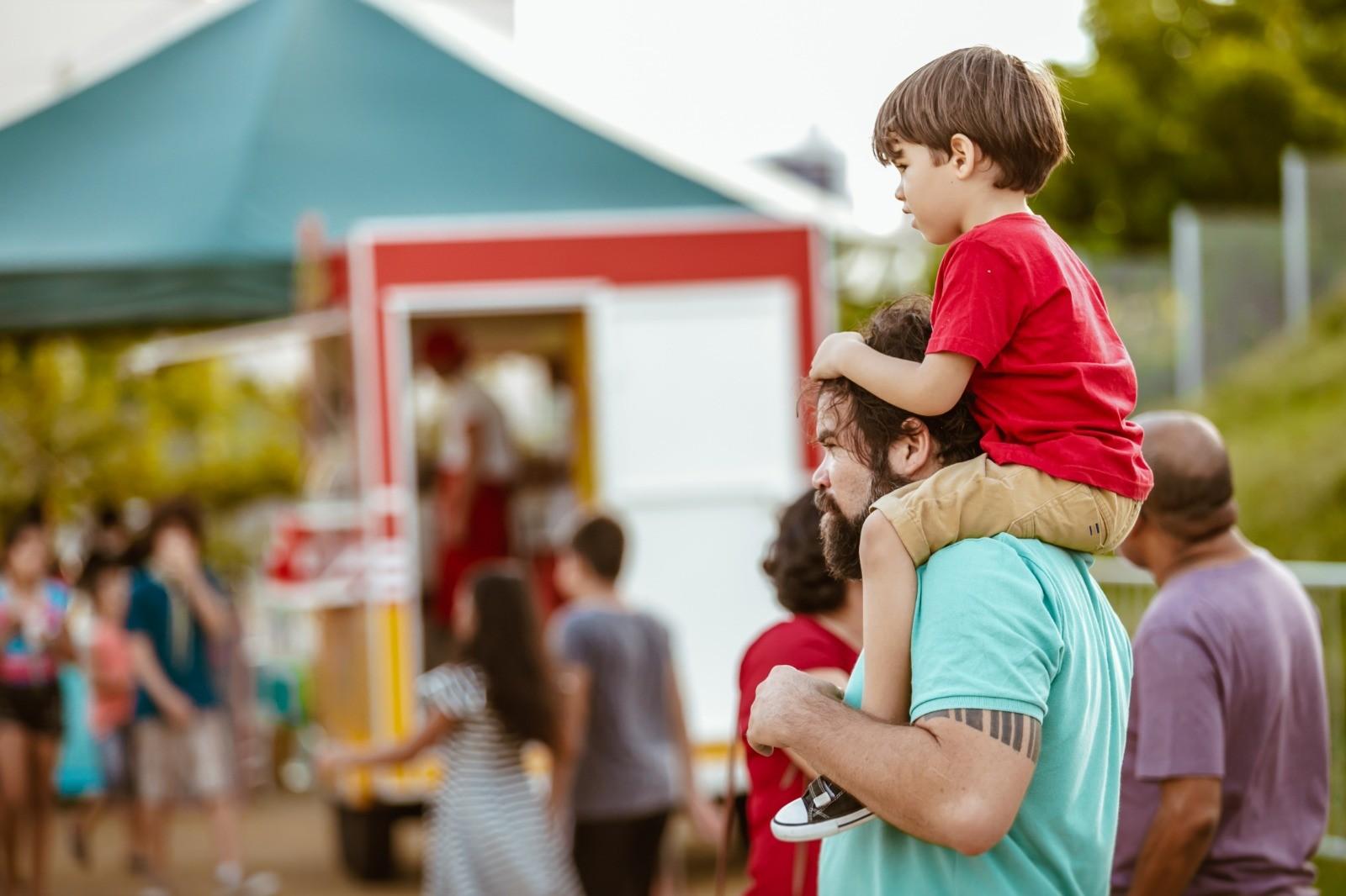 Shows, recreação infantil e espaço para pets marcam volta do Domingo na Arena, em Natal