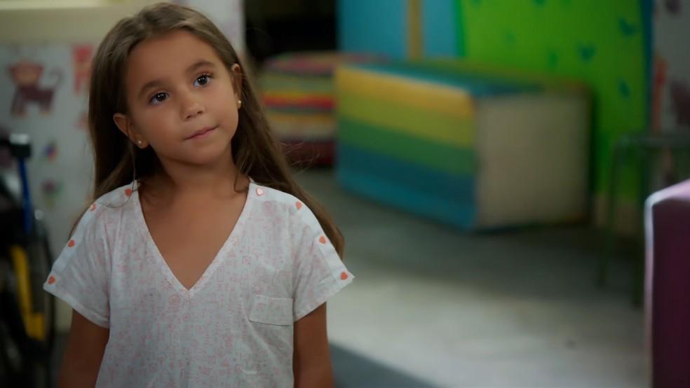 Maria Flor estreia em 'Salve-se Quem Puder' — Foto: Globo