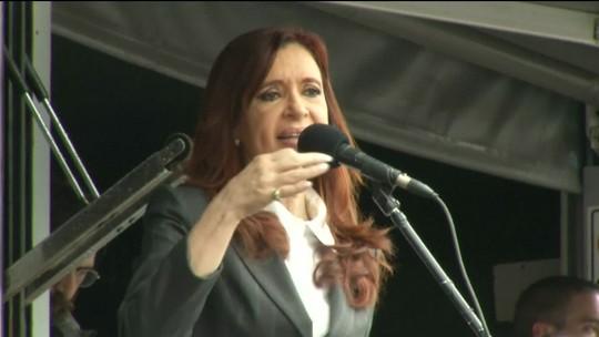 Ministério Público argentino pede julgamento de Kirchner