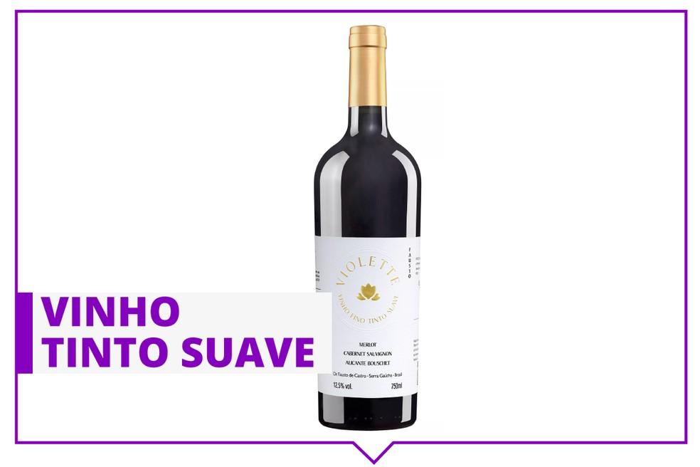 Especialistas indicam vinho tinto suave para quem quer começar a apreciar vinhos. — Foto: Divulgação.