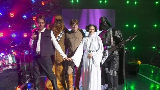Esquete com personagens de 'Star Wars' estará na 5ª temporada do 'Tá No Ar'