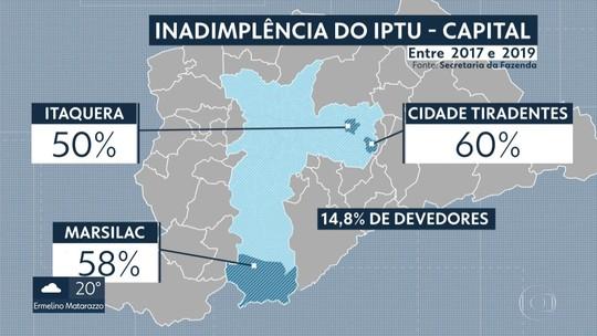 Um em cada 7 contribuintes devem IPTU para prefeitura de São Paulo