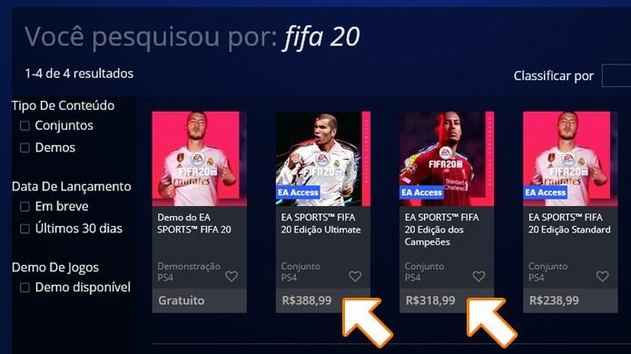 fifa 20 early access