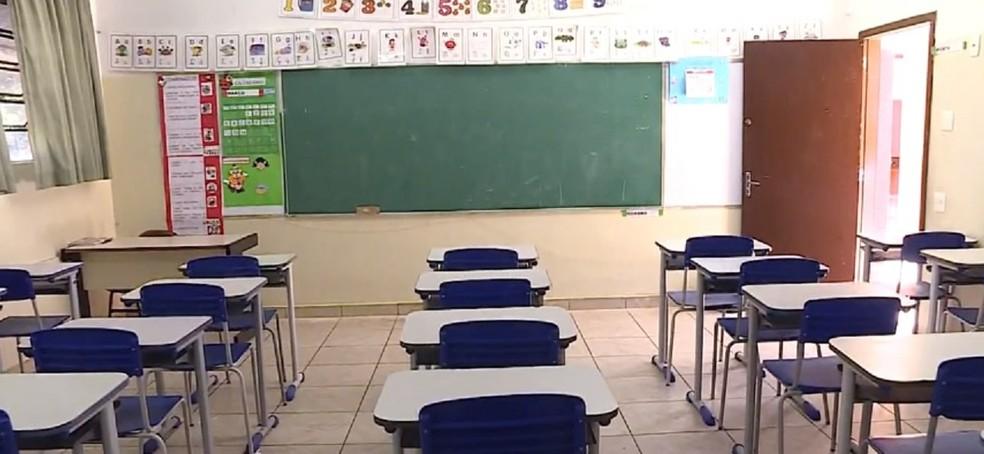 Decreto oficializa suspensão das aulas presenciais até fim do ano na rede pública do RN — Foto: TV Globo