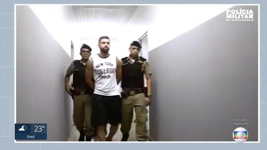 PM prende em BH soldado suspeito de matar a ex-mulher e sequestrar a filha de 4 anos em Santos Dumont