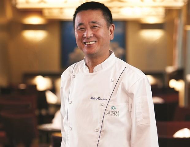 Chef Nobu Matsuhisa (Foto: reprodução)