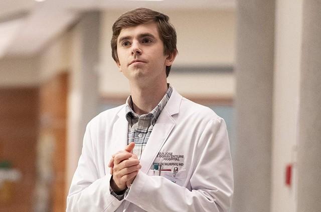 Freddie Highmore em 'The good doctor' (Foto: Reprodução)