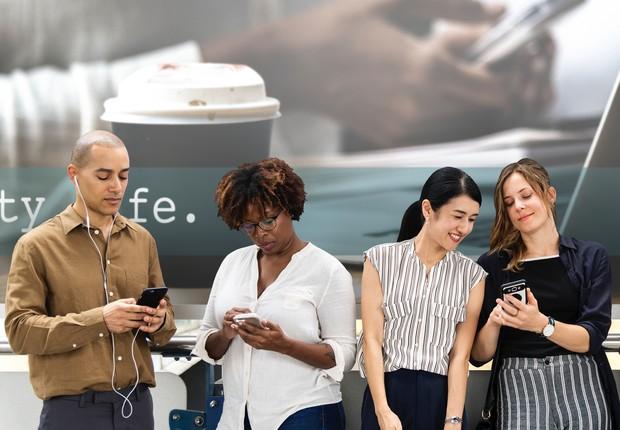 A plataforma da criptomoeda Wibx irá atender dois públicos: anunciantes e consumidores finais (Foto: Pexels)