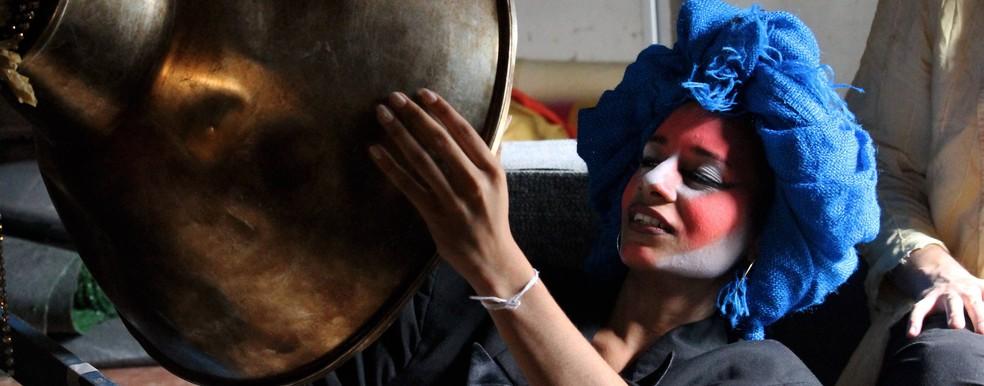 Espetáculo 'Temporal' — Foto: Foto: Márcio Meirelles