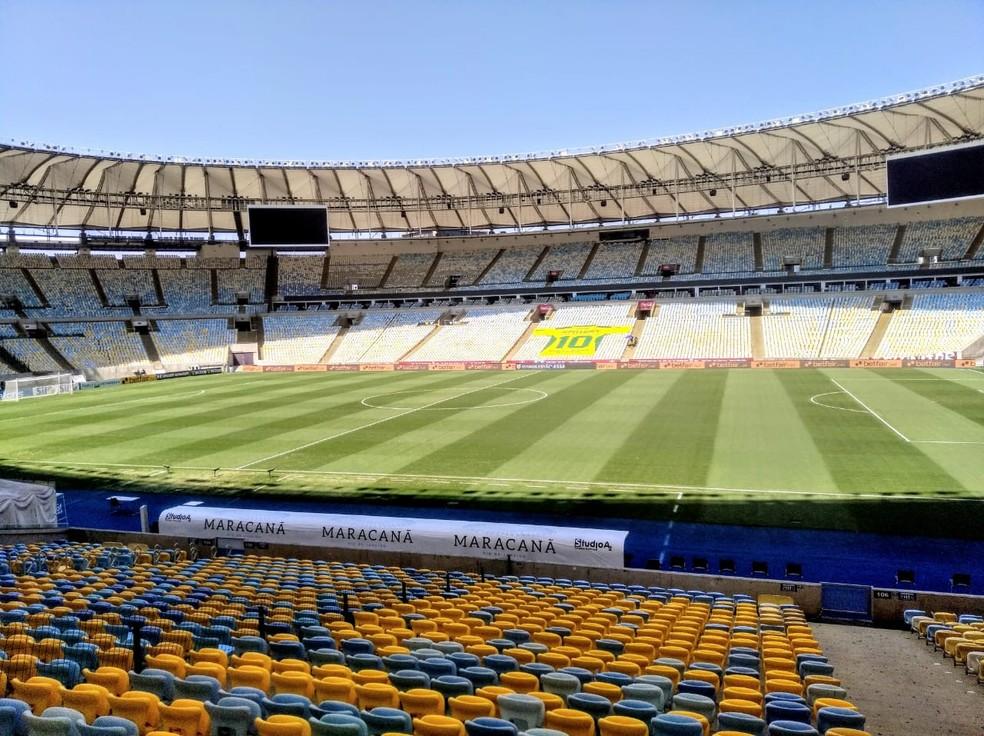 Jogos estão sem público por conta do novo coronavírus — Foto: Divulgação/Corinthians
