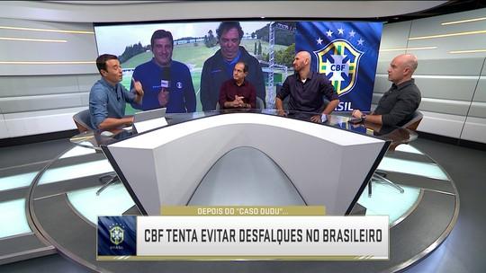 """Casão sobre CBF não pedir liberação de atletas: """"Foi um jeitinho brasileiro que não funciona mais"""""""