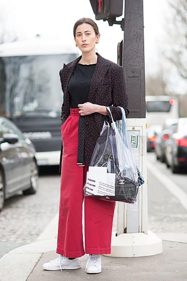 Bolsa de plástico Céline (Foto: Reprodução)