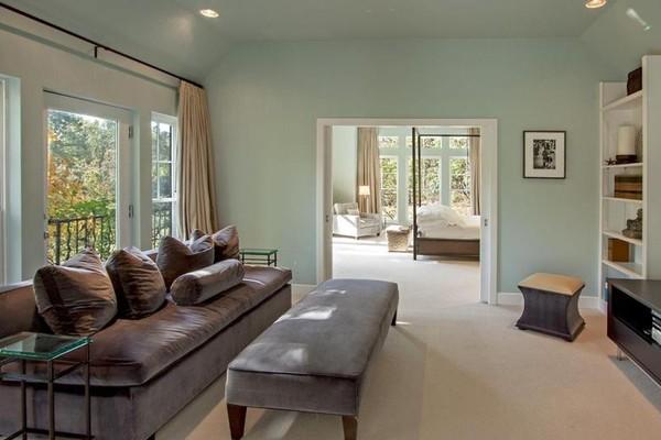 A casa de campo nos Estados Unidos vendida pela atriz Nicole Kidman por cerca de 10 milhões de reais (Foto: Divulgação)