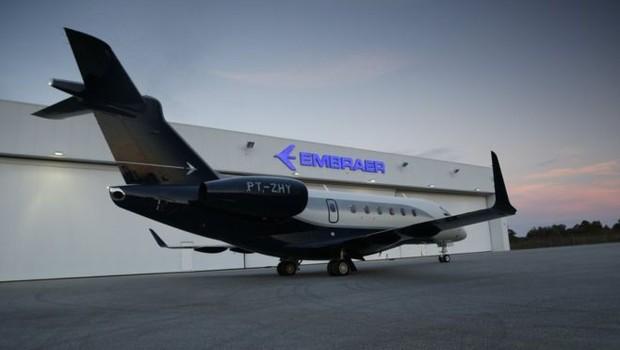 Embraer foi privatizada em 1994, no fim do governo Itamar Franco (Foto: Embraer via BBC News Brasil)
