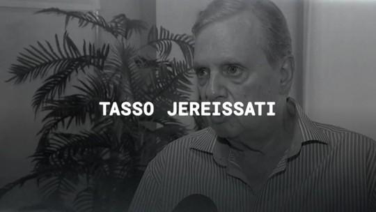 Central GloboNews entrevista Tasso Jereissati, relator da reforma da Previdência no Senado