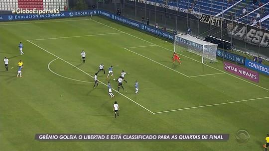 """Provável titular contra o Fla, André tem histórico positivo em semifinais: """"É uma inspiração"""""""