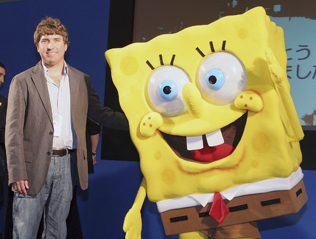 Stephen Hillenburg, criador do Bob Esponja (Foto: Getty Images)