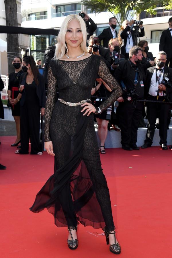 Soo Joo no Festival de Cannes 2021 (Foto: Getty Images)