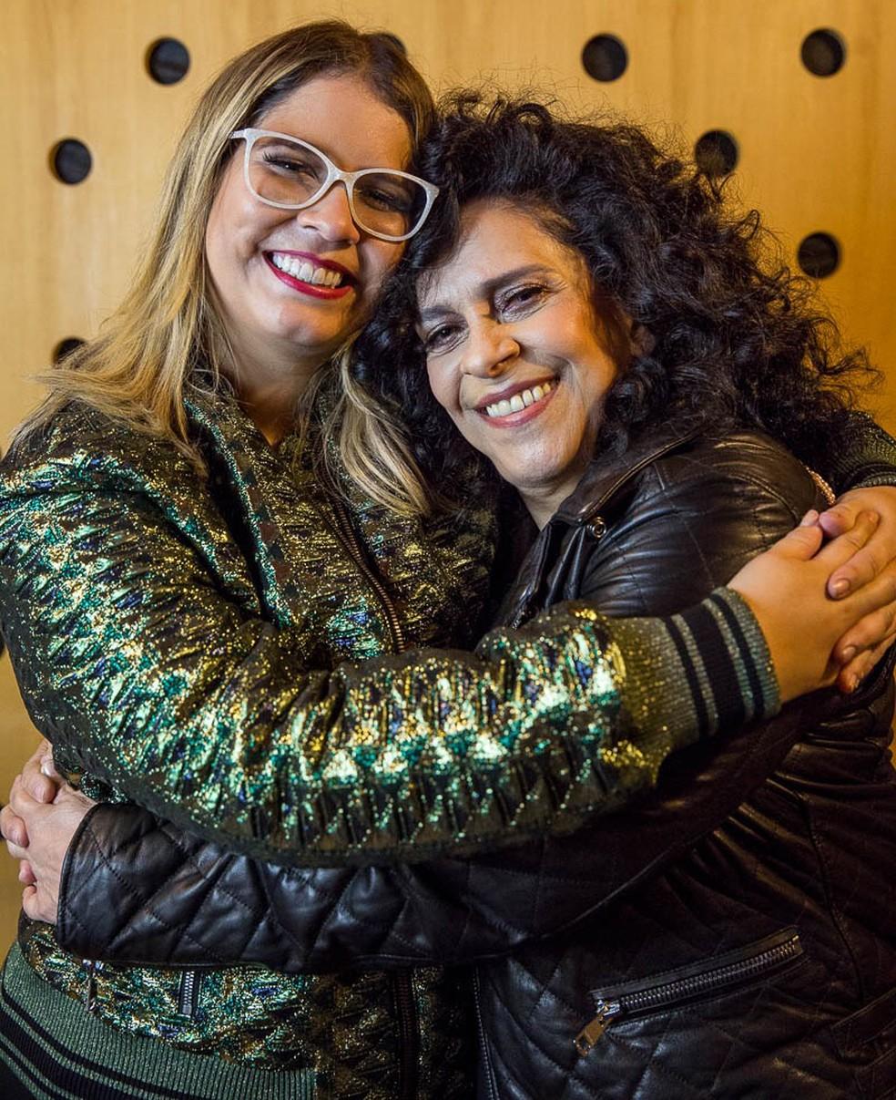 Marília Mendonça e Gal Costa (Foto: Divulgação / Carol Siqueira)