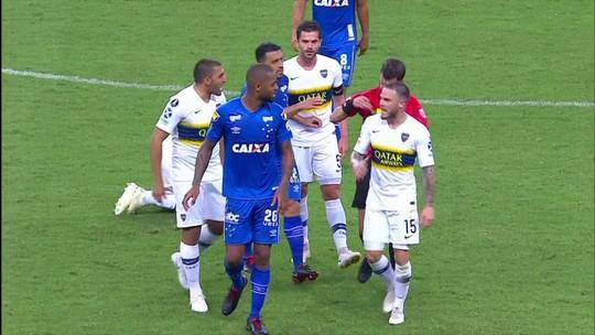 Cruzeiro afirma que foi avisado sobre problema em linha do VAR antes de jogo com o Boca