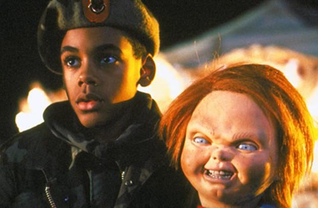 Jeremy Sylvers em cena de Brinquedo Assassino 3 (1991) (Foto: Reprodução)