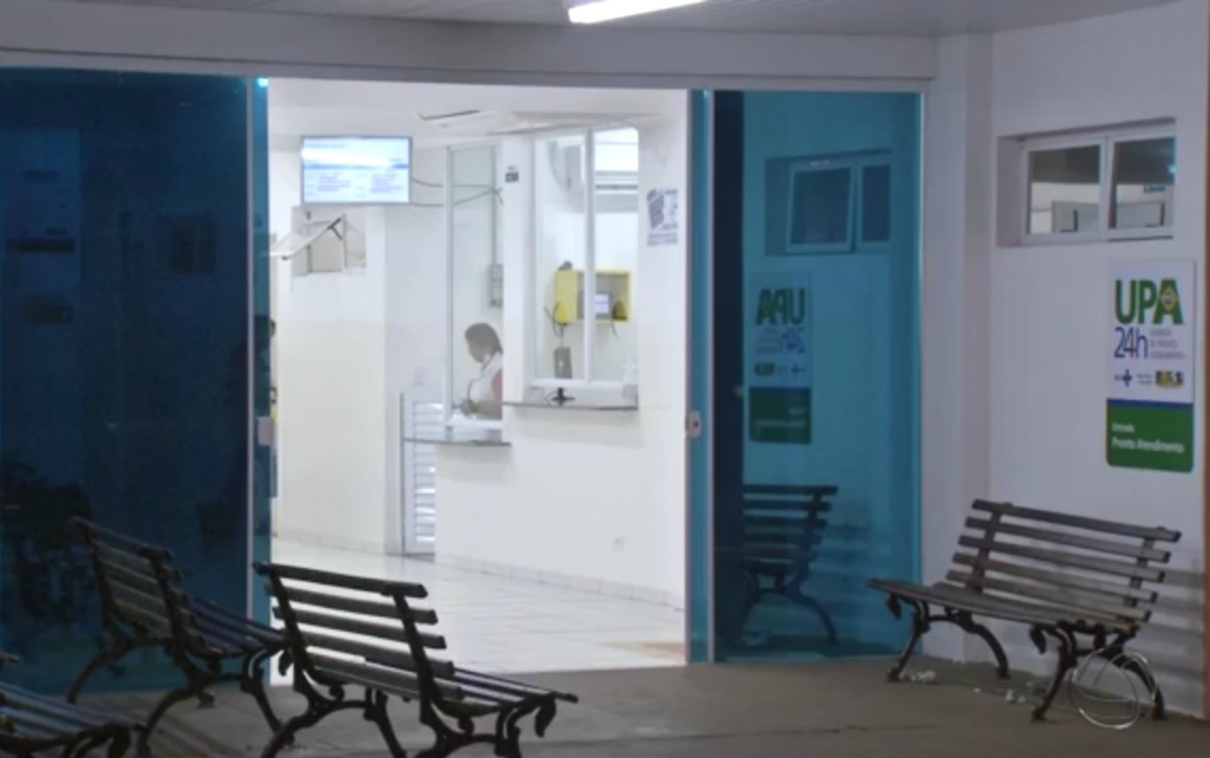 Paciente tem crise convulsiva, cai de maca, bate a cabeça e morre em UPA de Campo Grande
