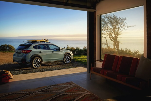 Subaru Crosstrek (Foto: Divulgação)