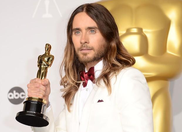 Jared Leto confessa que não viu filme que lhe rendeu Oscar - Quem   QUEM News