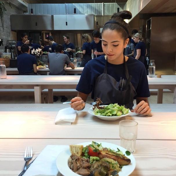 Na cozinha no Noma (Foto: Reprodução)