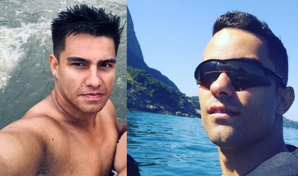 Aldenys da Silva de 29 anos e Mauricio Cuqueijo, também de 29 anos.  — Foto: Arquivo Pessoal