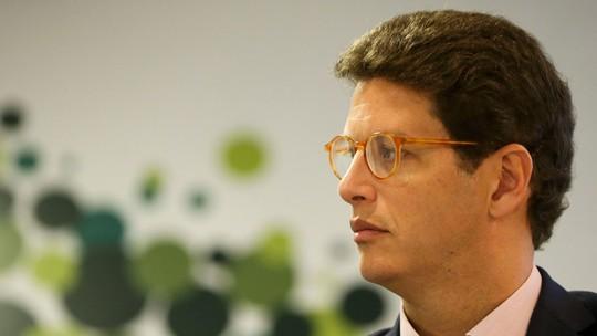 Central GloboNews entrevista o ministro do Meio Ambiente, Ricardo Salles