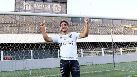 Foto: (Divulgação / Santos FC)