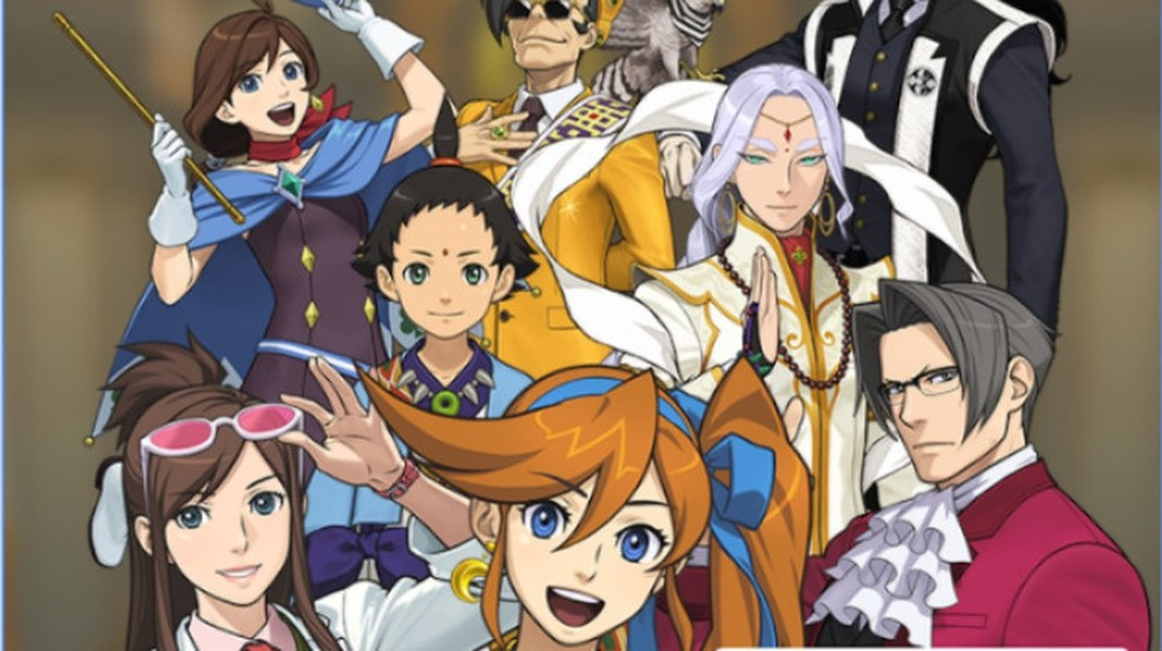 Phoenix Wright Ace Attorney Spirit of Justice | Jogos | Download