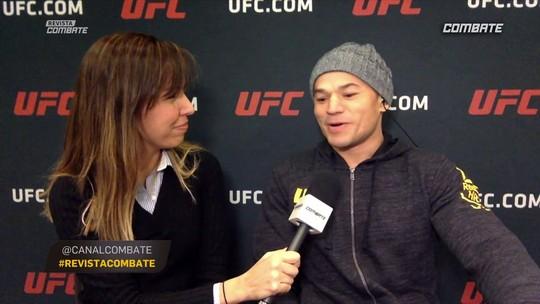 """De volta no UFC 220, Tibau teve """"piores anos da vida"""" com suspensão por doping"""