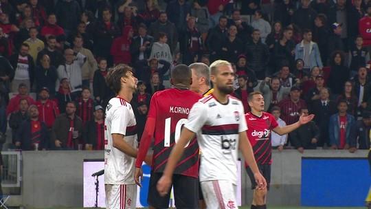 Veja os gols e melhores momentos de Athletico x Flamengo pelas quartas de final da Copa do Brasil
