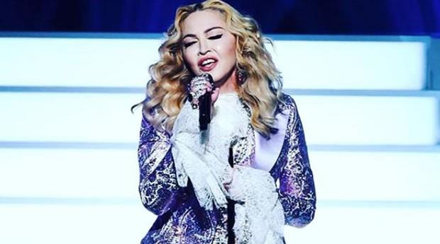 Madonna (Foto: Reprodução/instagram/madonna)