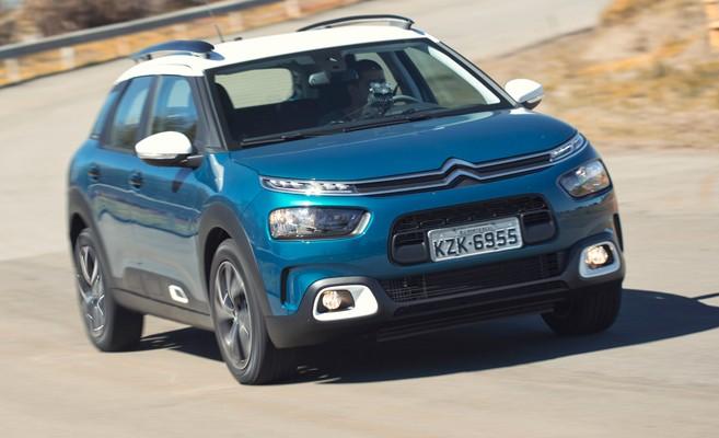 Citroën C4 Cactus nacional (Foto: Fabio Aro / Autoesporte)